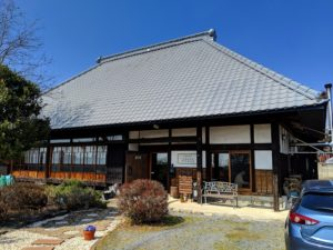 栃木の美味いもの:古民家食堂tettogrande