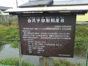 栃木の自然:白沢の宿と白沢公園の花
