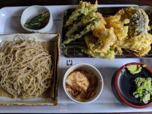 栃木の美味いもの:上三依の「こま草」