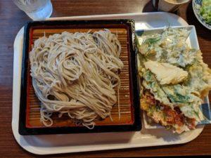 栃木の美味いもの:がっつり粟野の宮入蕎麦