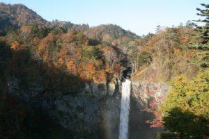 栃木の自然:日光華厳の滝