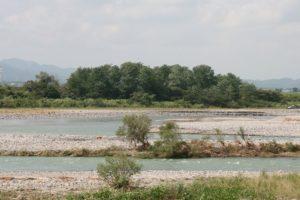 栃木の自然:鬼怒川の清流