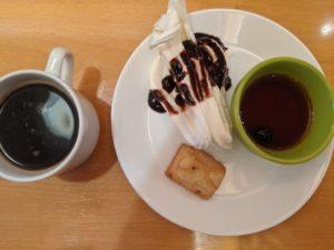 栃木の美味いもの:ひな野のランチ