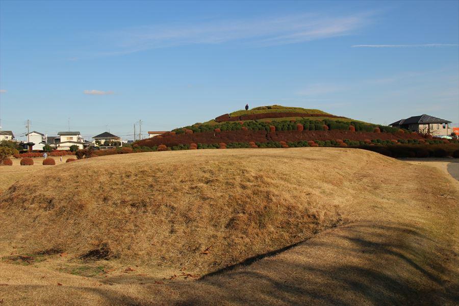 とちぎの名所・旧跡:雀宮地域の古墳群