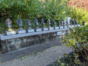栃木の名所旧跡:金滝山・清水寺は花とモミジのお寺