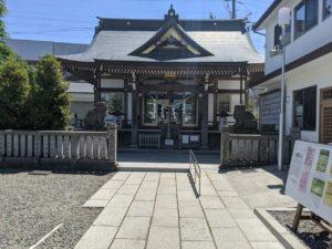 栃木の名所旧跡:宇都宮八坂神社
