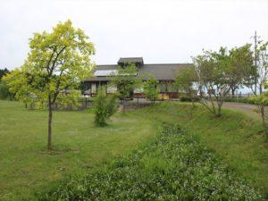 栃木の自然:白沢公園と七福神