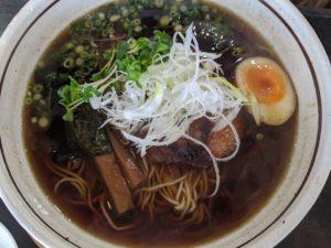 栃木の美味いもの:タムラ食堂の冷やし担々麺