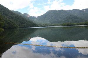 栃木の自然:夏でも涼しい湯の湖一周