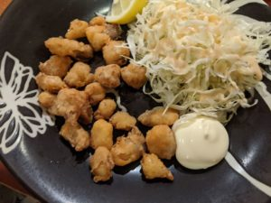 栃木の美味いもの:沢庵の手作り料理