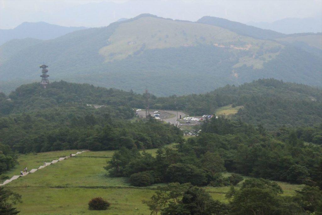 栃木の自然:初秋の霧降高原