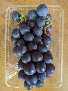 栃木の美味いもの:フルーツパーク古賀志のブドウと梨