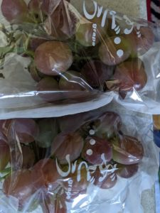 栃木の美味いもの:高根沢町の大野ブドウ園