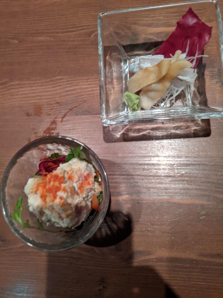 栃木の美味いもの:居酒屋HACHI
