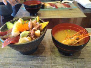 栃木の美味いもの:鹿沼市「馳走裕や」のランチ
